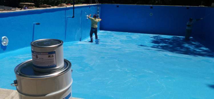 Havuz Zemin Boyası