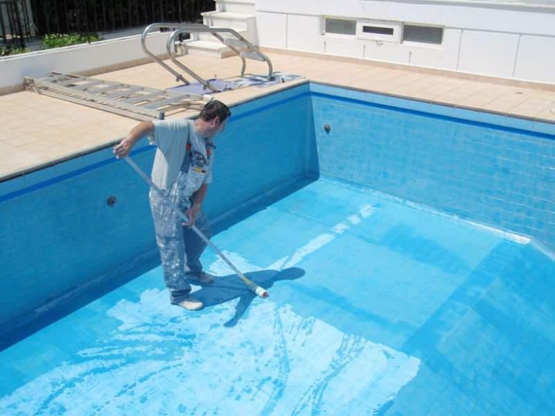 Havuz Zemin Boyası - havuz zemin istanbul